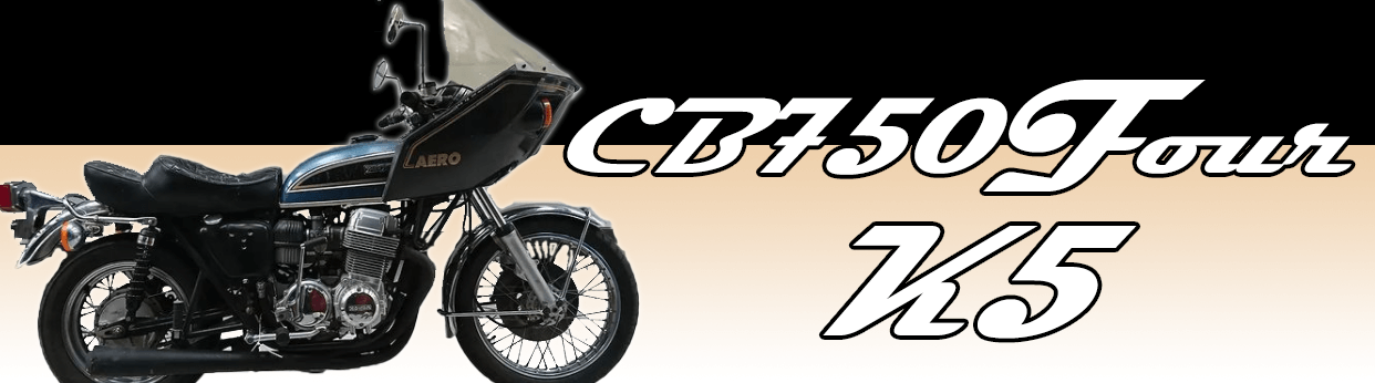 mtgarage 旧車パーツ CB750FOUR