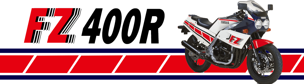 mtgarage 旧車パーツ FZ400R