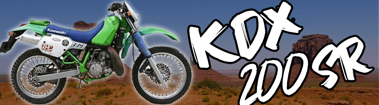mtgarage 旧車パーツ KDX200SR